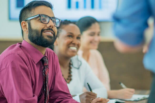 improve corporate sales training