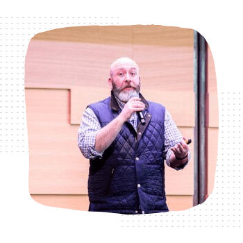 Jason Pafford of Orvis speaking at Elevate Knowledge 2019