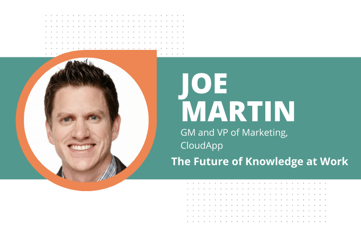 Joe Martin CloudApp header image