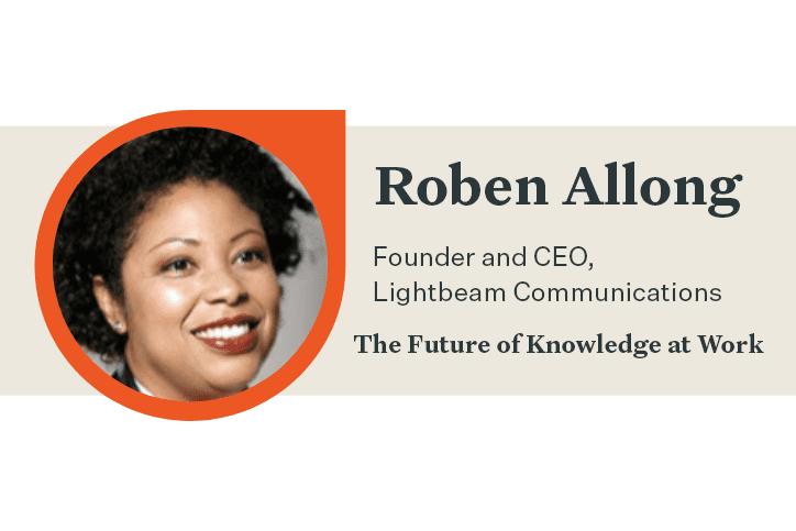 Roben Allong market research expert Q&A banner