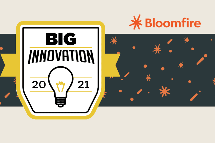 BIG Innovation Award logo 2021